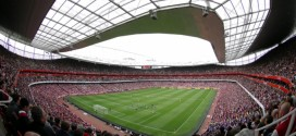 Stadium Emirates Laga Arsenval Vs Liverpool 2015