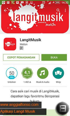 download langit musik palystore