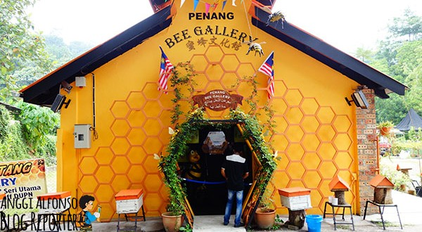 Bee Gallery Penang Malaysia location