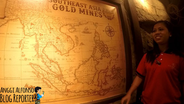 Guide PG Gold Museum Penang Malaysia