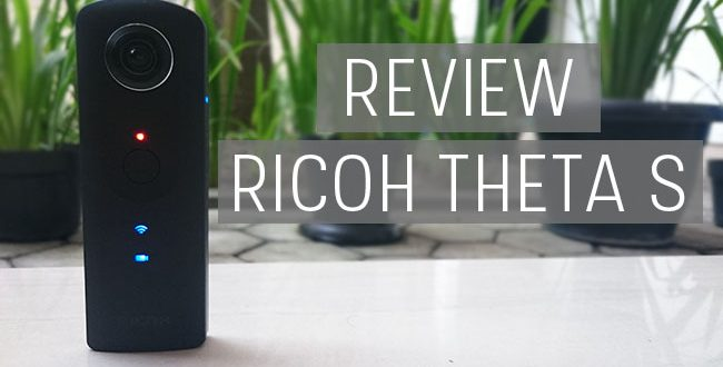 review rico theta s Indonesia